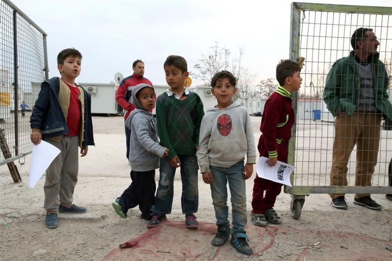 EU-schoolgeld voor vluchtelingen in Turkije