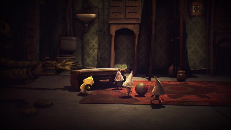 Little Nightmares - Klokken (Foto: Bandai Namco)