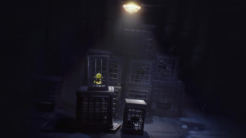 Little Nightmares - Gevangen (Foto: Bandai Namco)