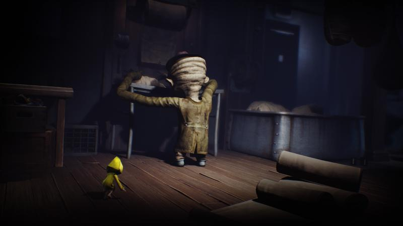 Little Nightmares - Blinde man (Foto: Bandai Namco)