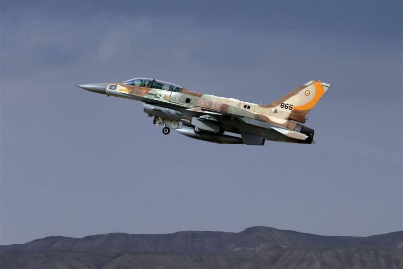 Israël bestookt doelen in Syrië (Foto: ANP)