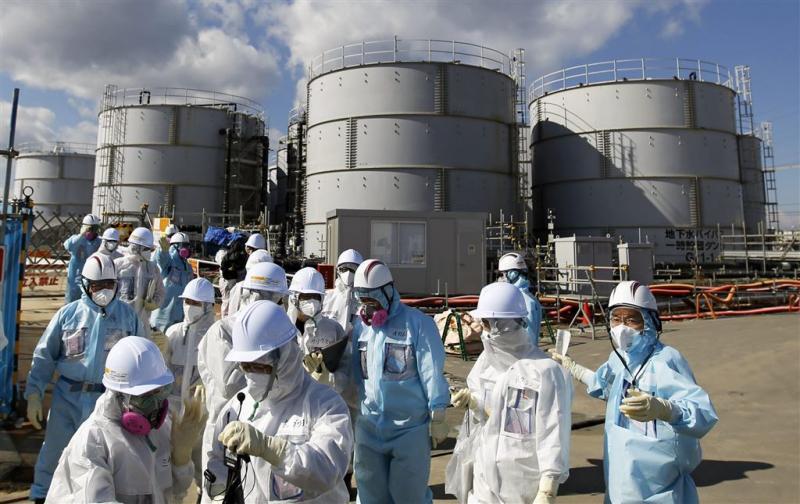 Staat aansprakelijk voor kernramp Fukushima