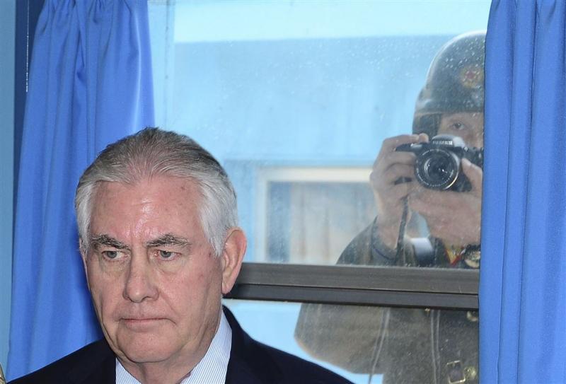 Hardere lijn VS tegen N-Korea