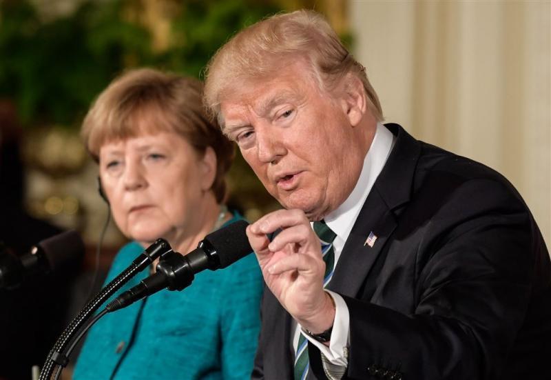 Trump: Duitsland is VS enorm bedrag schuldig