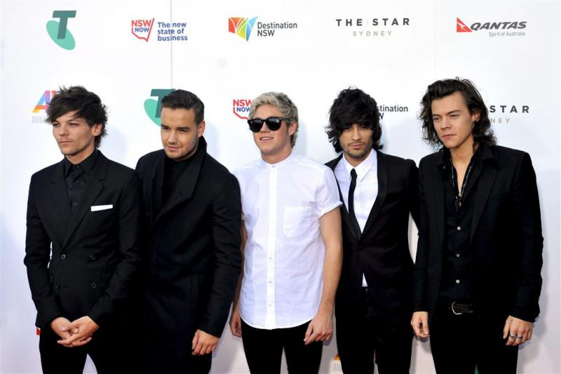 One Direction uit hotel gegooid door Trump