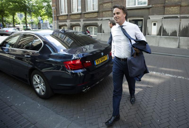 'Rel Eurlings slecht voor positie in IOC'