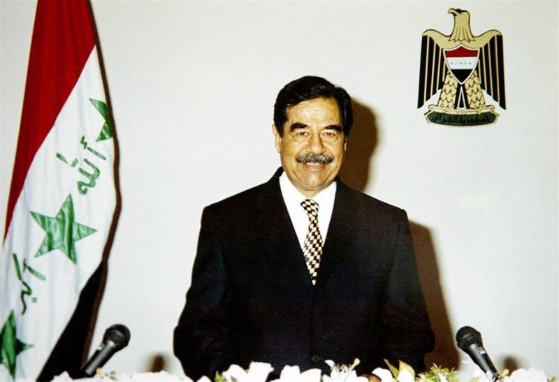 'Saddam' eist naamswijziging