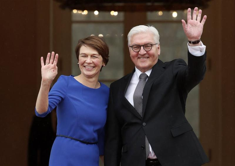 Steinmeier aangetreden als Duits president