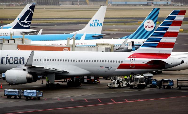 Tientallen vluchten uitgevallen op Schiphol