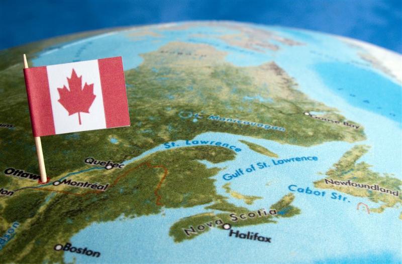 Fors meer Mexicanen opgepakt bij grens Canada