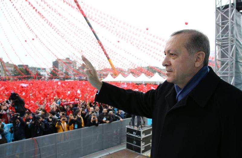 Ankara rept van nieuwe campagne in Duitsland