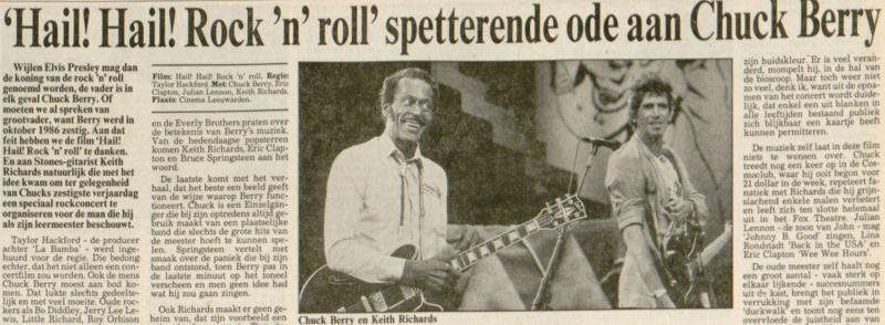 Uit de Leeuwarder Courant van 10 juni 1988