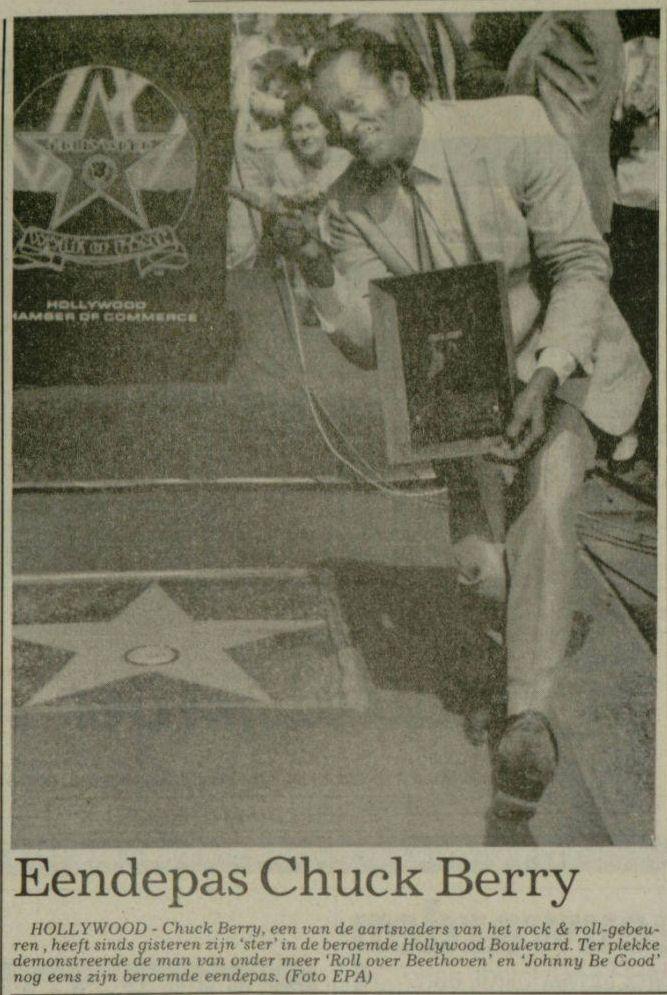 Uit de Leeuwarder Courant van 9 oktober 1987