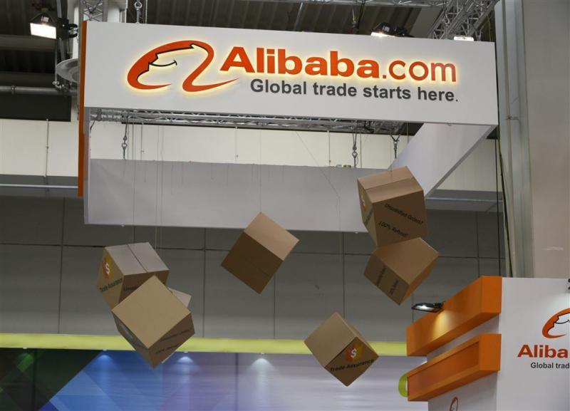 'Uitgaven bij Chinese webshops stijgen'