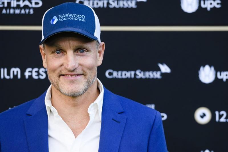 Woody Harrelson stopt na 30 jaar met jointjes