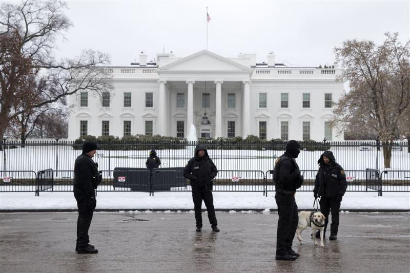 Geen explosief in auto bij Witte Huis