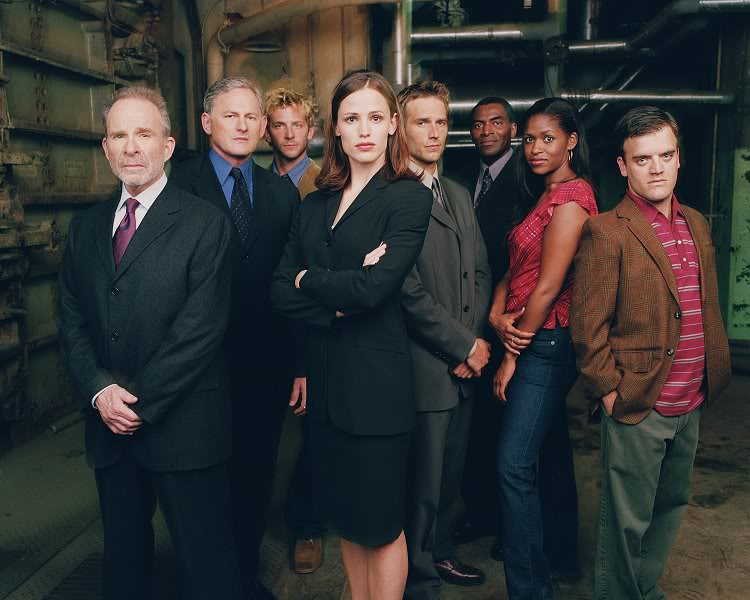 Alias season 1 cast