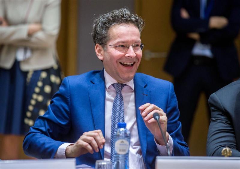Eurogroep bepaalt lot Dijsselbloem, zegt hij