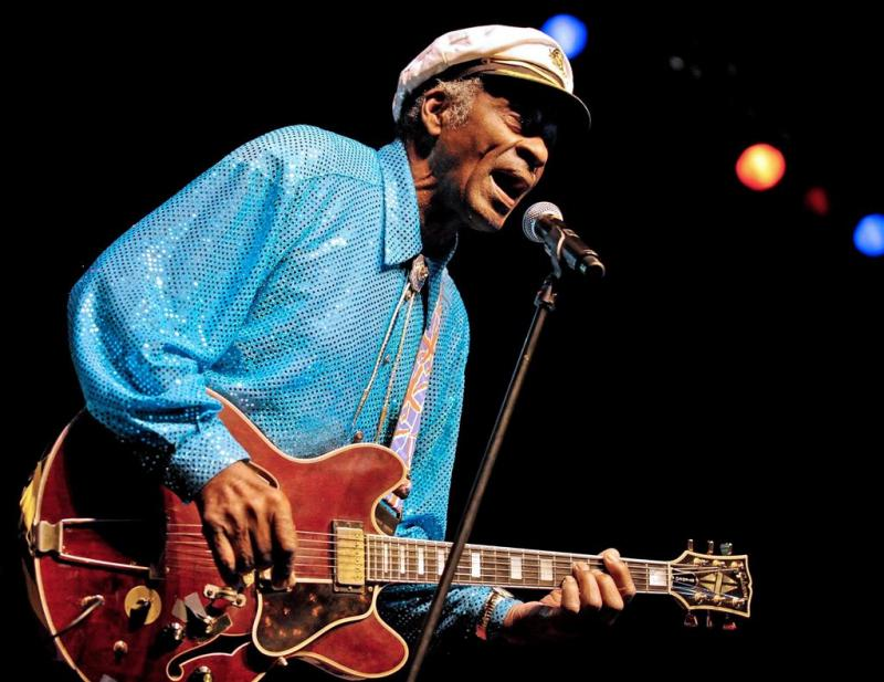 'Nieuwe album Chuck Berry is sensationeel'