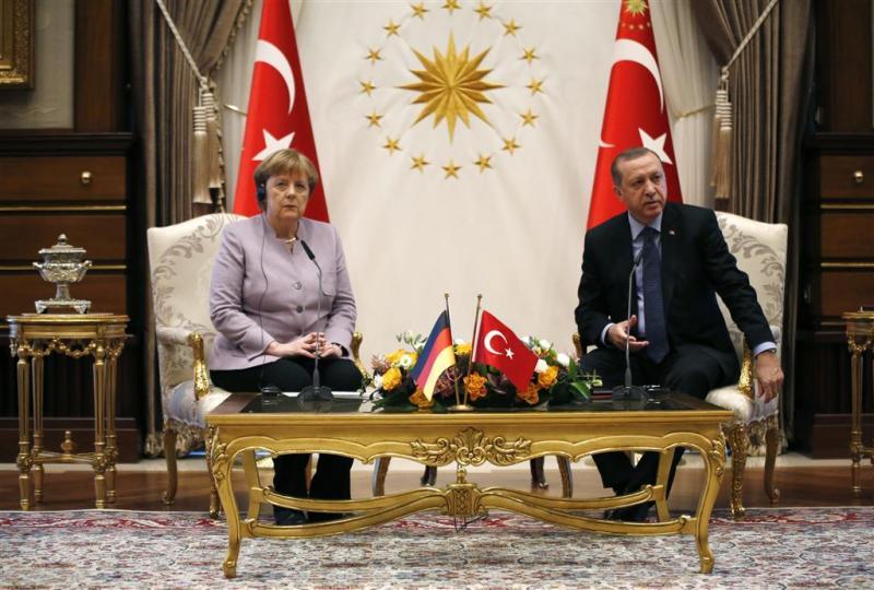 Berlijn blokkeert wapenexport naar Turkije