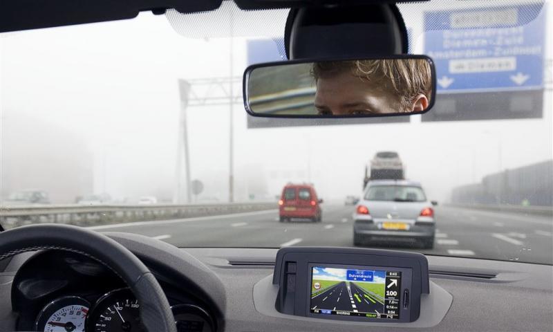 Navigatie schakelt deel hersenen uit