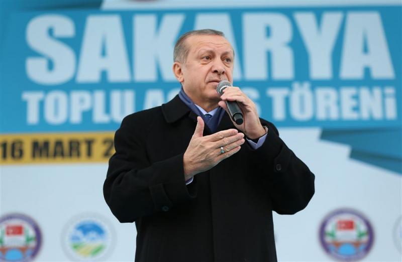 Erdogan: Europeanen zullen niet veilig zijn
