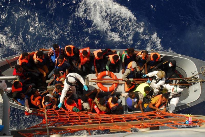 'Redders spelen mensensmokkelaars in de kaart'