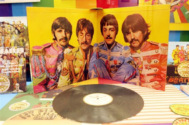Liverpool viert jubileum Sgt. Pepper