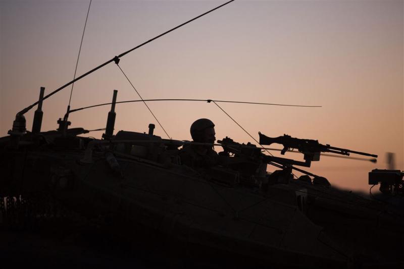 Israëlische tank doodt Palestijn aan de grens