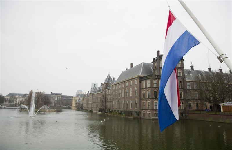 Vlaggen halfstok uit solidariteit met Britten