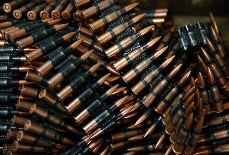 Grootste munitiedepot van Oekraïne brandt