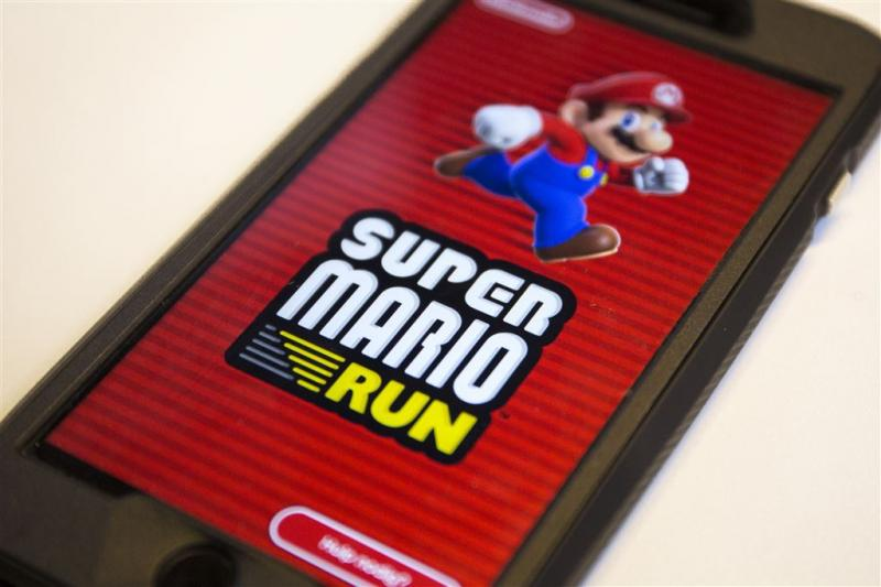 Super Mario Run beschikbaar op Android