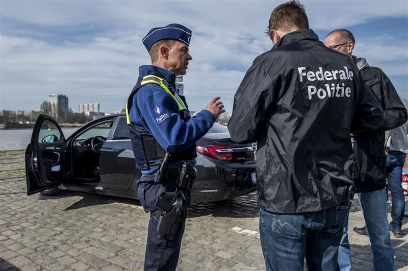 Verdachte Antwerpen vast voor terreurpoging
