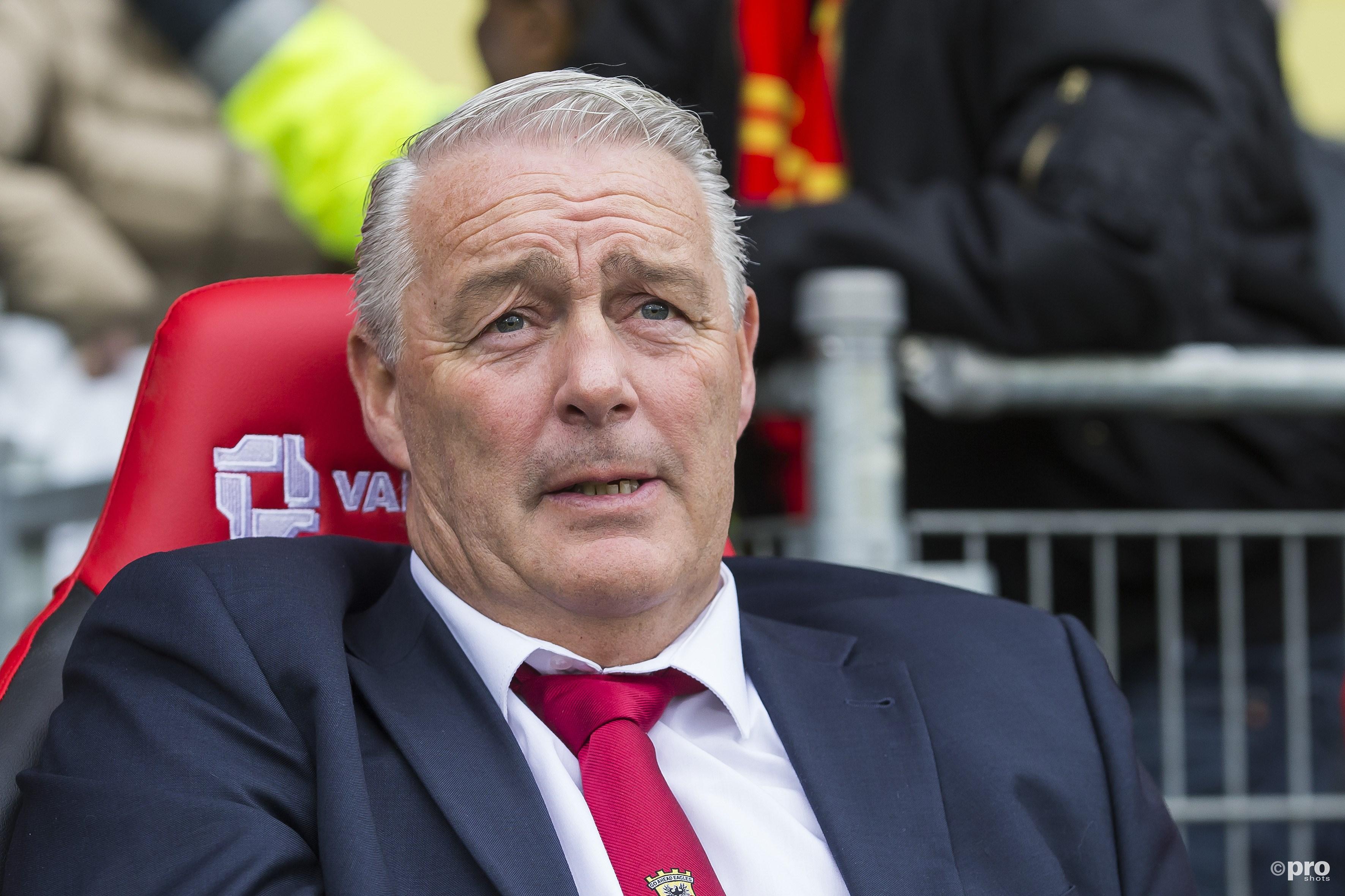 Hans de Koning is ontslagen. (PRO SHOTS/Erik Pasman)
