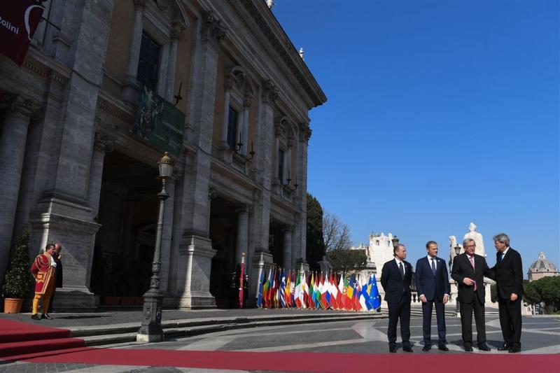 Politie vreest rellen rond EU-top in Rome