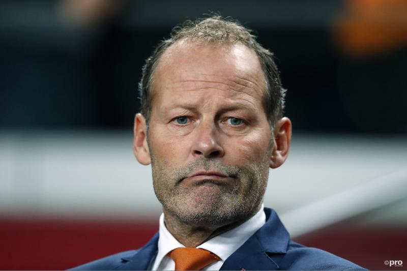 "Blind weg als bondscoach Oranje: ""We waren goed op weg"" (Pro Shots / Stanley Gontha)"
