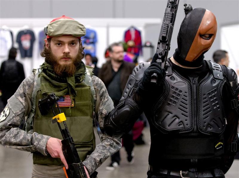 30.000 bezoekers voor Dutch Comic Con