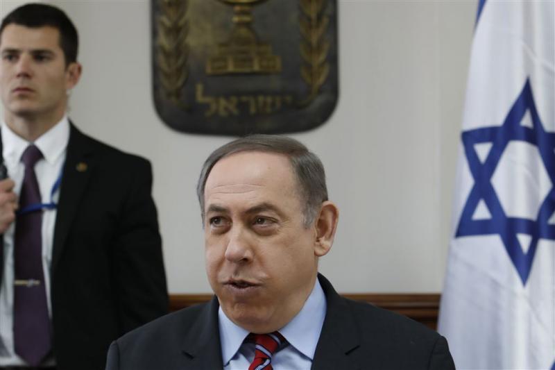 Netanyahu wil met Trump werken aan vrede
