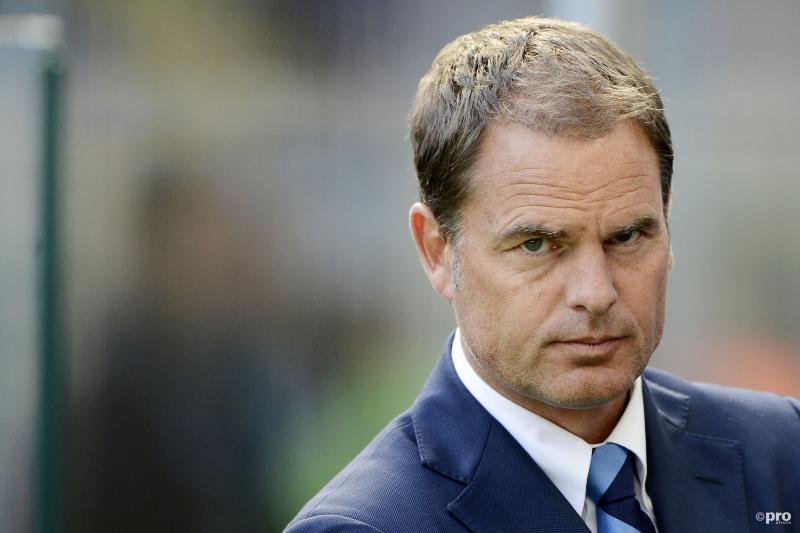 De Boer niet beschikbaar als bondscoach (Pro Shots / Insidefoto)