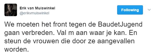Baudet: Val 'm aan waar je kan, want geweld van links is oké!