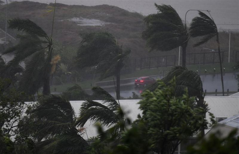 Grootste evacuatie Australië om orkaan Debbie
