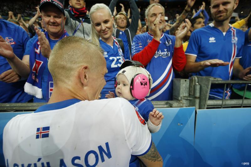 EK-succes IJsland levert geboortegolf op (Pro Shots / Action Images)