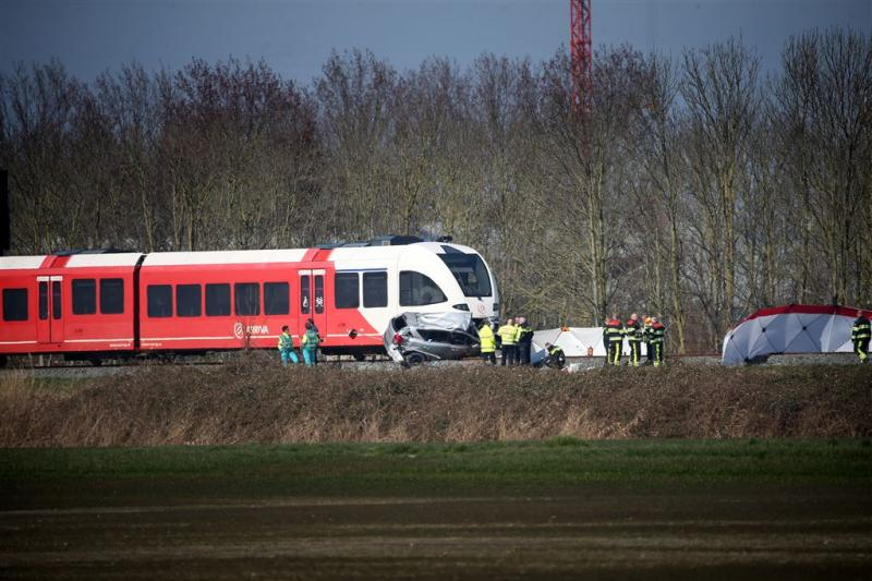 Vader en zoontje omgekomen bij spoorweg