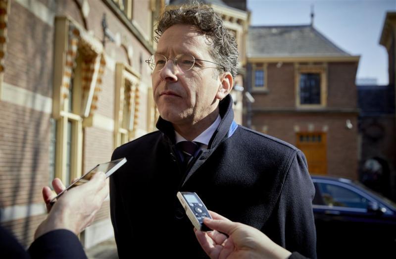 Europarlementariërs eisen vertrek Dijsselbloem