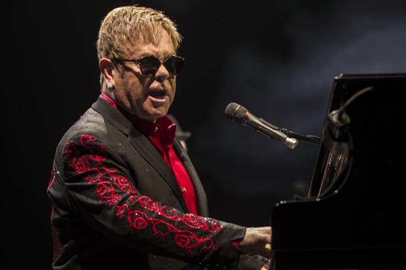 Elton John werkt aan animatiefilm van musical
