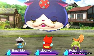 Yo-Kai Watch 2 Boss-battle