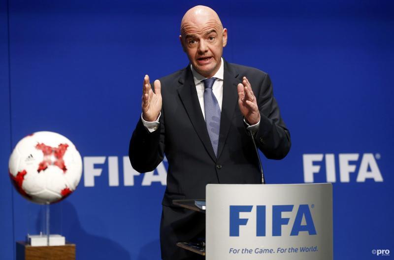 FIFA-voorstel: zestien Europese landen op WK 2026 (Pro Shots / Action Images)