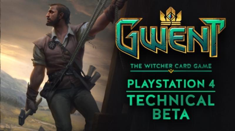 Gwent op PS4