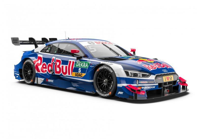 2017 Audi DTM Red Bull (Foto: Audi MediaCenter)