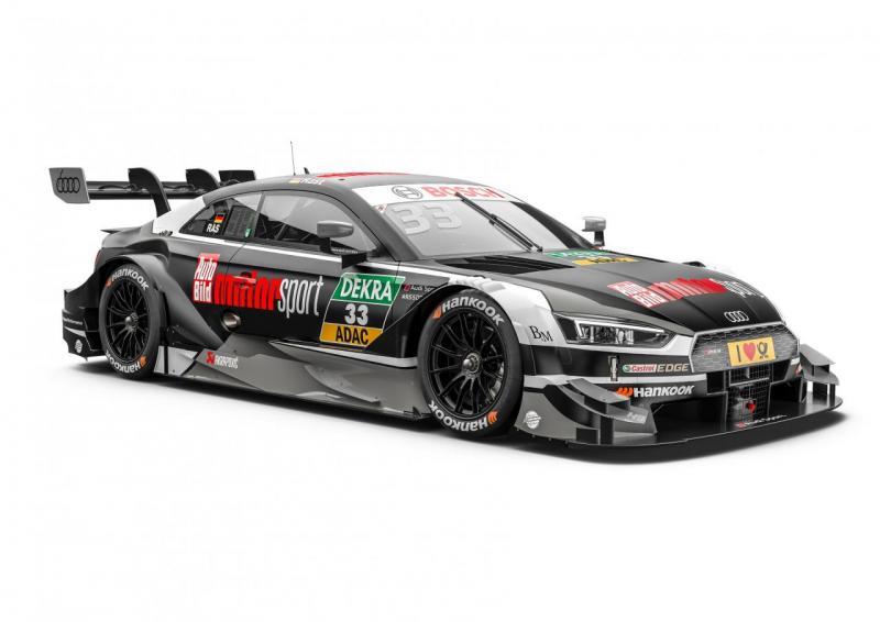 2017 Audi DTM AutoBild (Foto: Audi MediaCenter)